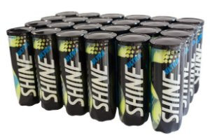 Bola de Tênis Ultra Shine - Pack com 24