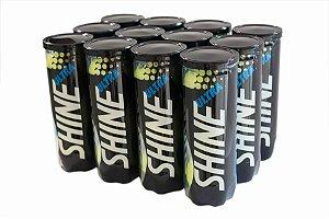 Bola de Tênis Ultra Shine - Pack com 12