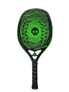 Turquoise Beach Tennis - Black Death 10.1 Green 2020