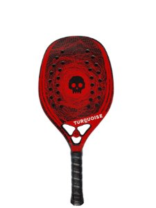 Turquoise Beach Tennis - Black Death 10.1 Red 2020