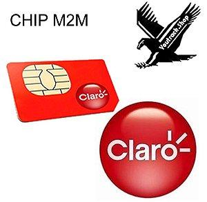 CHIP M2M CLARO 50mb