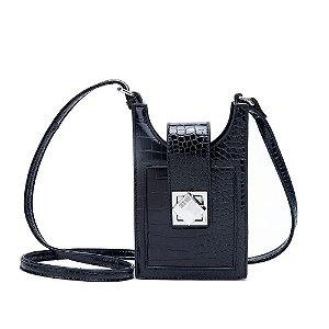 Bolsa Santa Lolla Phone Bag Textura
