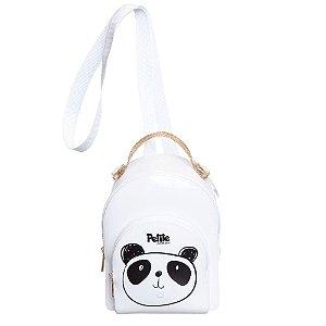 Mochila Petite Jolie Infantil Panda
