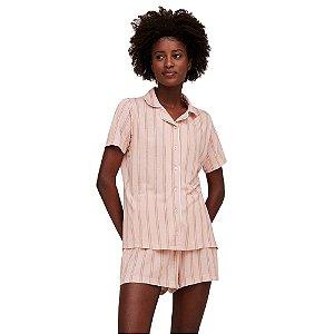 Pijama Hering Curto Listra