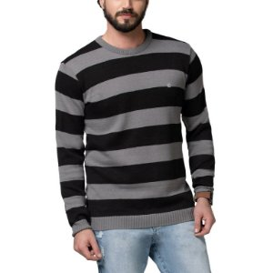 Suéter Código Zero Listrado