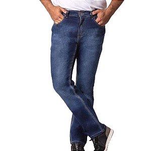 Calça Jeans Caution Slim Escura