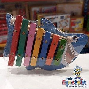 Xilofone Tubarão