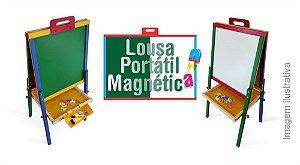 Lousa Portatil Magnetica