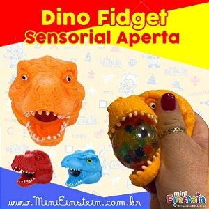 Dino Fidget Sensorial Aperta