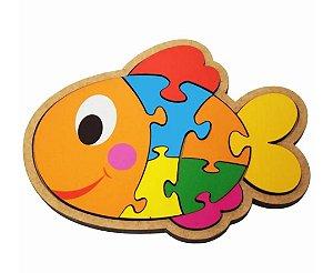 Quebra Cabeção - Peixe