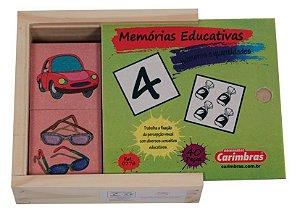 Memoria - Numeros e Quantidades