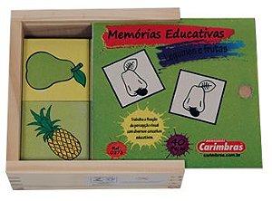Memoria - Legumes e Frutas