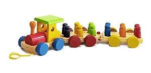 Trem Grande de Pinos