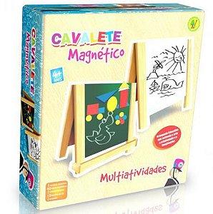 Cavalete Multiatividades Magnetico
