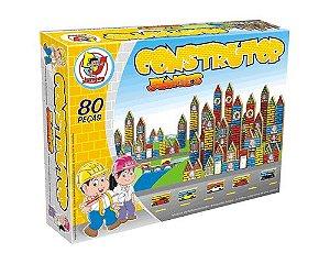 Blocos Construtor  80 peças
