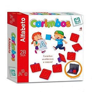 Carimbos - Alfabeto
