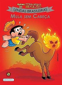 Turma da Mônica Lendas brasileiras - Mula Sem Cabeça