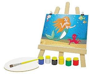 Kit Pintura - Sereia