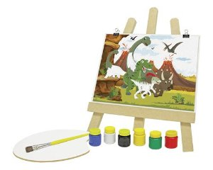 Kit Pintura - Dino