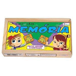 Memoria frutas legumes e hortaliças