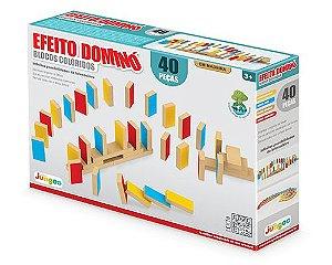 Efeito Dominó - 40 peças