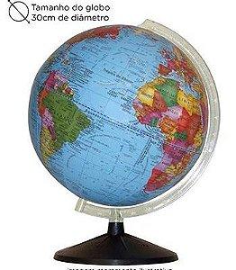 Globo Mapa Mundi Político