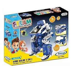 Steam -  Robô Solar 3 em 1