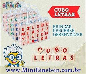 Cubo Letras