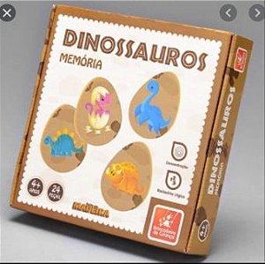 Jogo da Memoria - Dinossauro