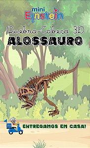 Quebra cabeça 3D Alossauro