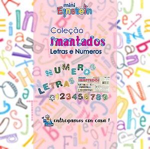 Imã - Letras e Números P