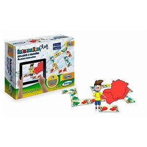 Dominó Região e Estados - Interativo Play