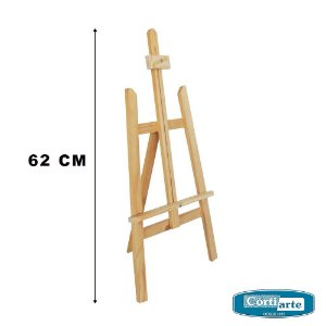 Cavalete para Pintura – Tipo Régua – 62cm