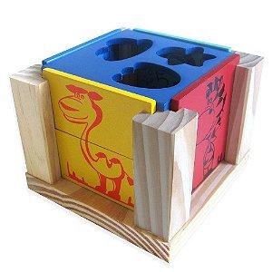 Cubo Forma Imagem