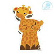 Quebra Cabeça Vertical Baby - Girafa