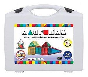 MagFormas 32 peças