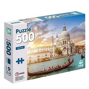 Quebra Cabeça - Veneza 500 peças