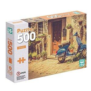 Quebra Cabeça - Scooter 500 peças