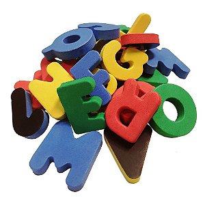 Sacolinha Eva ABC + Vogais magnéticos 31  peças
