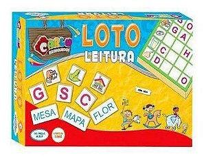 Loto Leitura - 130 Peças
