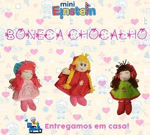 Boneca Chocalho