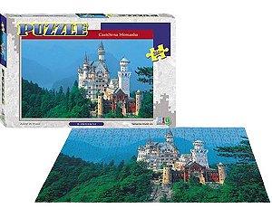 Quebra Cabeça - Castelo na Montanha - 260pç