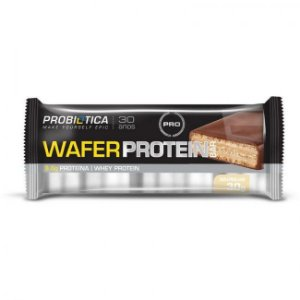WAFER PROTEIN BAR PROBIOTICA 30G