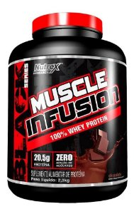 NUTREX MUSCLE INFUSION 2300G