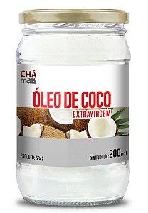 OLEO DE COCO 200ML