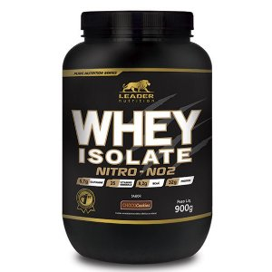 WHEY ISOLATE 900G LEADER NUTRITION