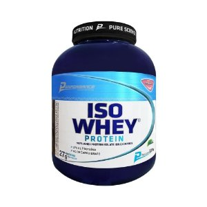 ISO WHEY 2KG PERFORMANCE