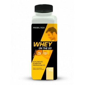 WHEY ON THE GO PROBIOTICA 30G