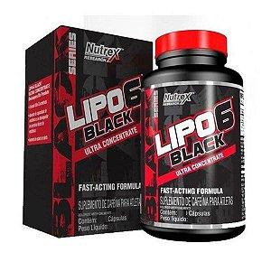 LIPO 6 BLACK ULTRA CONCENTRADO 60 CAPS