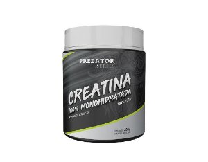 PREDATOR CREATINA MONOHIDRATADA 300G
